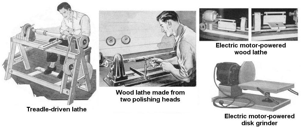 Vintage Woodworking Plans 24